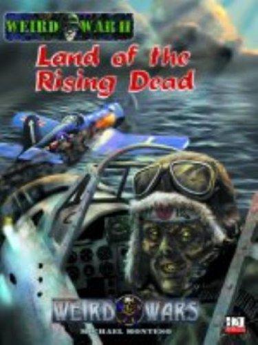 Weird War Two: Land of the Rising: Michael Montesa