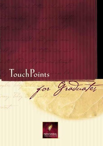 Touch Points for Graduates: Family Christian Press