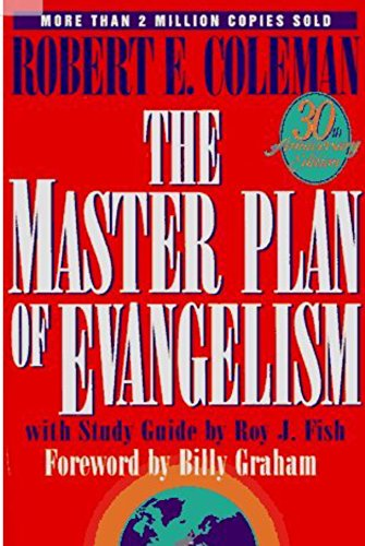 9781930871724: The Master Plan of Evangelism : 30th Anniversary Edition
