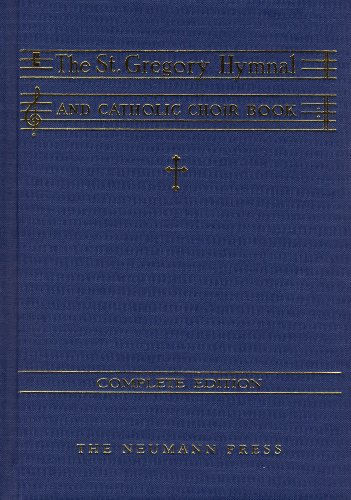9781930873049: The St. Gregory Hymnal and Catholic Choir Book (primer)