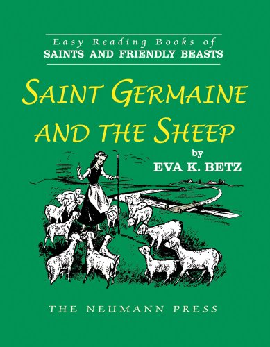 Saint Germaine and the Sheep (Saints and