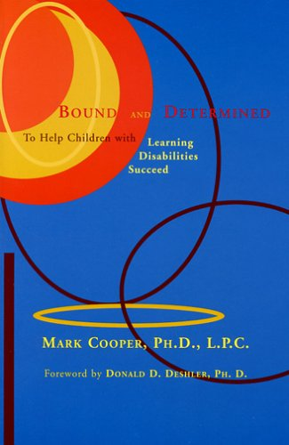 Bound and Determined to Help Children with: Mark Cooper
