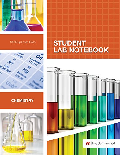 9781930882003: Student Lab Notebook: 100 Top Bound Carbonless Duplicate Sets