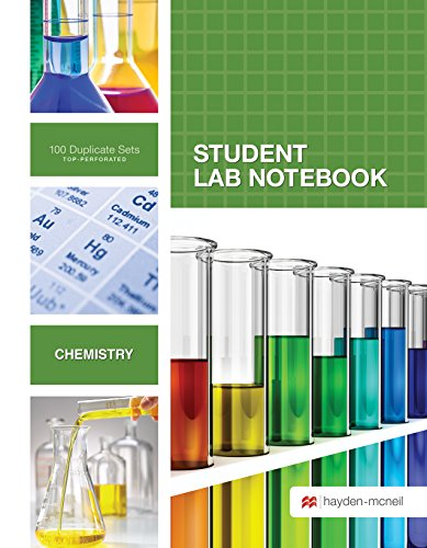 9781930882096: Student Lab Notebook with SPIRAL BINDING