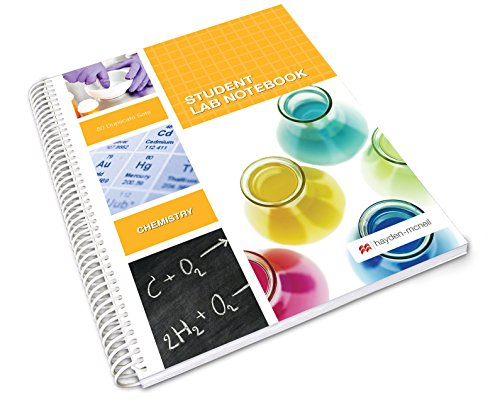 9781930882232: Student Lab Notebook: 50 Carbonless Duplicate Sets