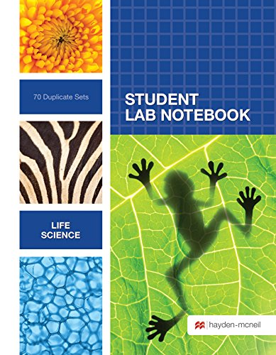 Life Sciences-Student Lab Notebook with Perf Pages: Hayden-Mcneil