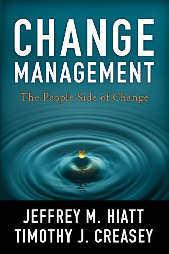 9781930885615: Change Management: The People Side of Change