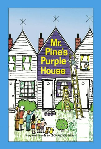 9781930900158: Mr. Pine's Purple House