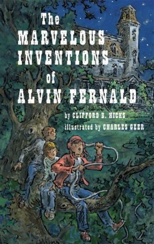 9781930900219: The Marvelous Inventions of Alvin Fernald