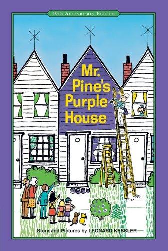 9781930900325: Mr. Pine's Purple House