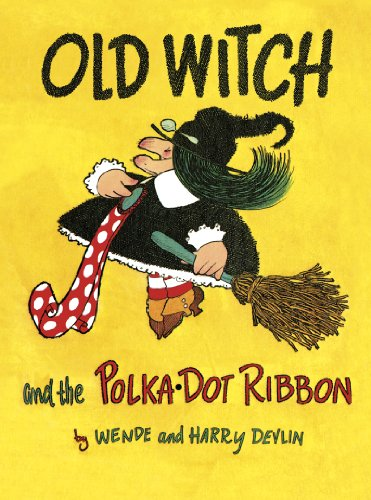9781930900714: Old Witch and the Polka Dot Ribbon