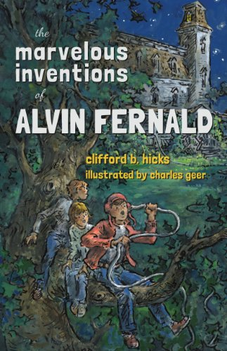9781930900721: The Marvelous Inventions of Alvin Fernald