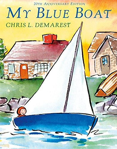 9781930900769: My Blue Boat