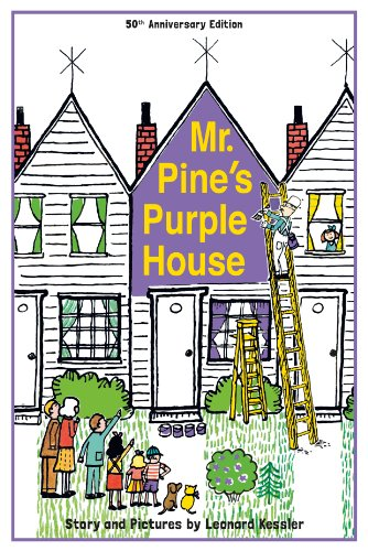 9781930900776: Mr. Pine's Purple House