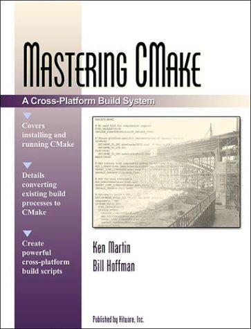 9781930934092: Mastering CMake: A Cross-Platform Build System [Taschenbuch] by Martin, Ken, ...