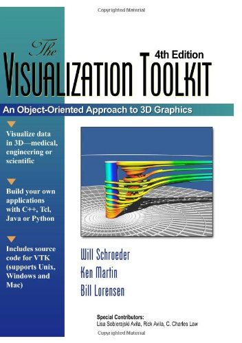 9781930934191: Visualization Toolkit: An Object-Oriented Approach to 3D Graphics, 4th Edition