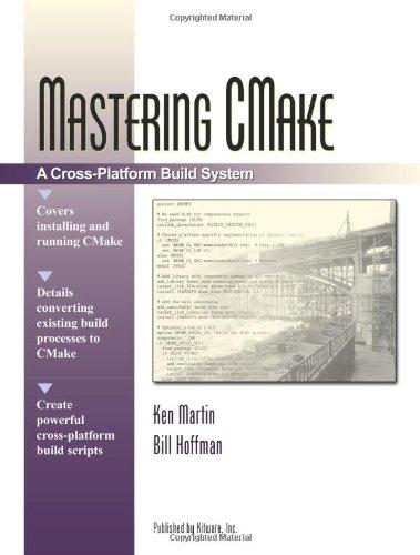 9781930934221: Mastering CMake