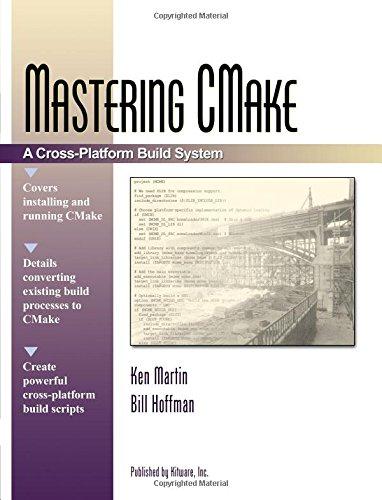 9781930934269: Mastering CMake: A Cross-Platform Build System Version 6 (2013)