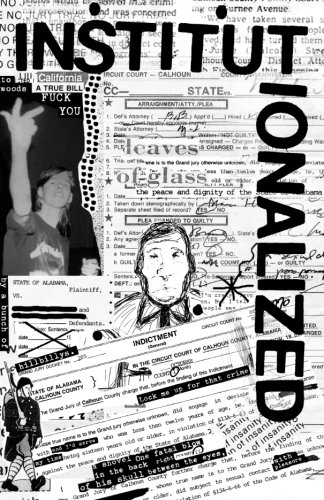 9781930935372: Institutionalized: A Piltdownlad Zine