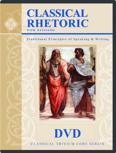9781930953550: Classical Rhetoric + Aristotle Dvd