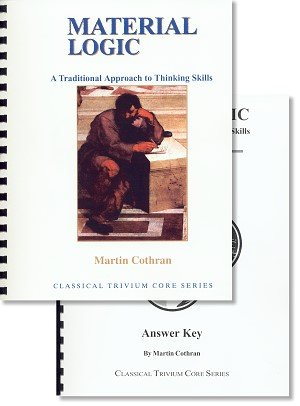 9781930953598: Material Logic With Answer Key