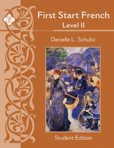 9781930953635: First Start French II, Student Edition