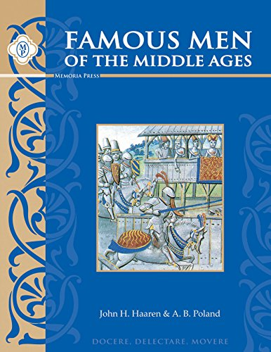 9781930953741: Famous Men of the Middle Ages, Text