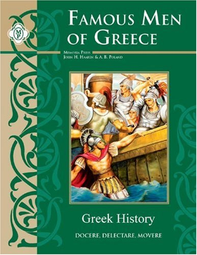 9781930953772: Famous Men of Greece, Text