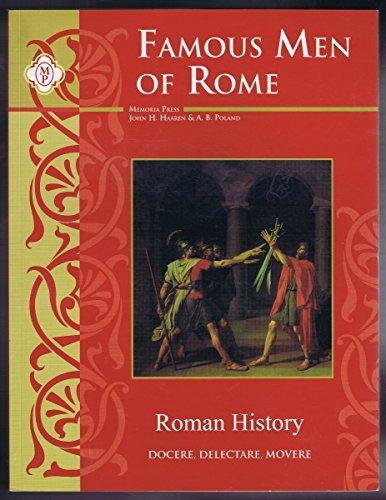 Famous Men of Rome, Text: John Haaren; A.