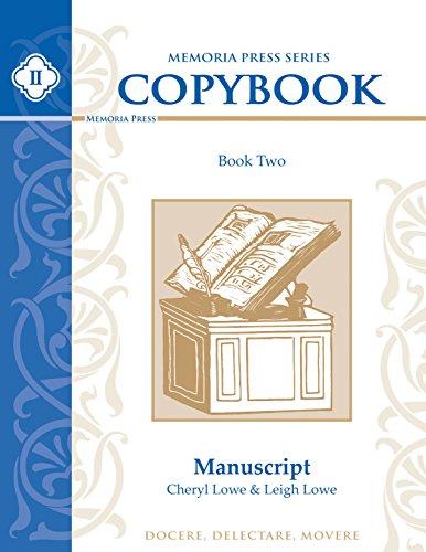 Copybook II: Leigh Lowe, Cheryl Lowe