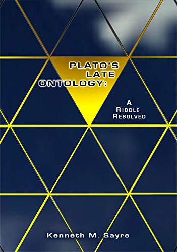9781930972094: Plato's Late Ontology: A Riddle Resolved
