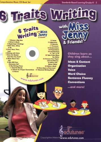 9781930979109: 6 Traits Writing with Miss Jenny & Friends