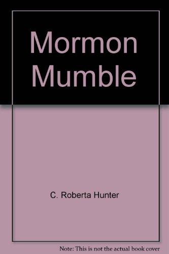 9781930980075: Mormon Mumble
