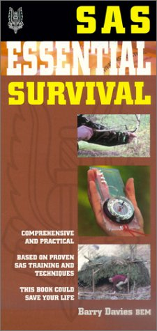 SAS Essential Survival (SAS Survival): Davies, Barry