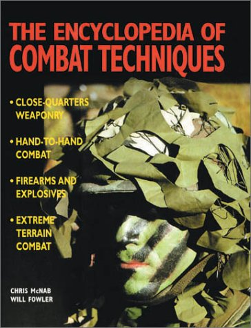 9781930983137: The Encyclopdeia of Combat Techniques