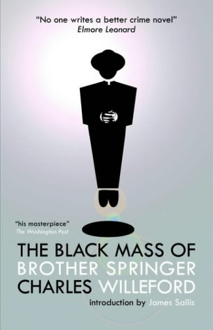 9781930997356: The Black Mass of Brother Springer