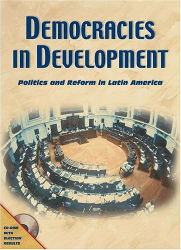 Democracies in Development: Politics and Reform in: Development Bank, Professor