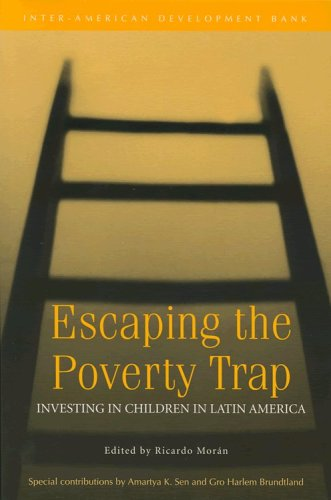 9781931003568: Escaping the Poverty Trap (Inter-American Development Bank)