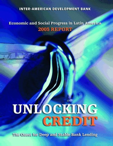 Economic and Social Progress in Latin America,: Inter-American Development Bank