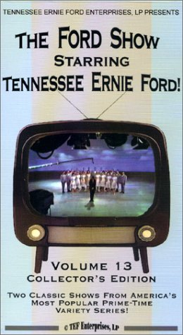 9781931004121: The Ford Show Classics - Starring Tennessee Ernie Ford [VHS]