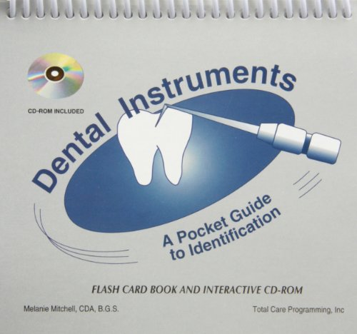 9781931017046: Dental Instruments: A Pocket Guide to Identification