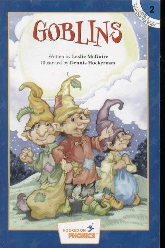 9781931020039: Goblins (Hop Chapter Book, 2 Level 5)