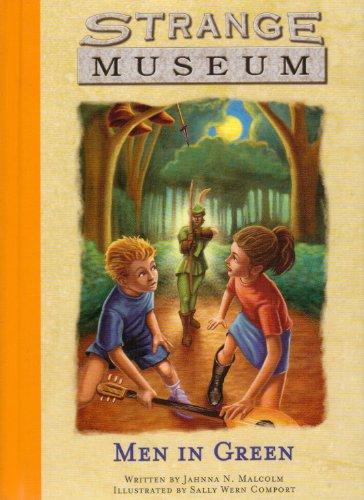 9781931020107: Strange Museum: Men in Green