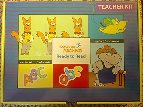9781931020237: Hooked on Phonics Ready to Read - Teacher Kit - Levels 1 2 3