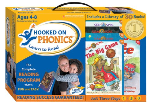 9781931020275: Hooked On Phonics (Learn to Read)