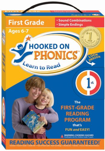 Hooked on Phonics: Learn to Read First Grade System: Hooked on Phonics