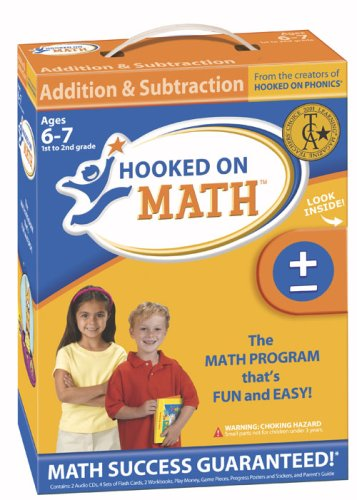 Hooked on Math: Addition And Subtraction: Hooked on Phonics