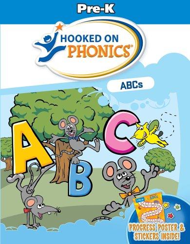 9781931020626: Hooked on Phonics Abcs: Pre-k