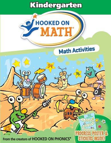 9781931020657: Hooked on Math: Math Activities