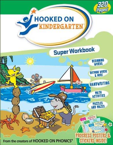 9781931020732: Hooked on Kindergarten Super Workbook
